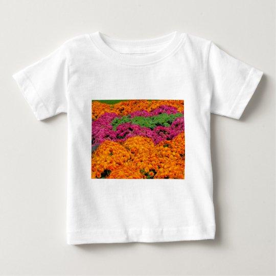 Horizontal template baby T-Shirt