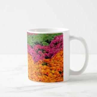 Horizontal template coffee mug