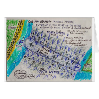 Horizontal Tornado Card