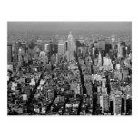 Horizonte 1987 de New York City los E.E.U.U. Postal