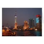 Horizonte 1 de Shangai Felicitaciones