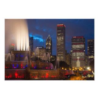 Horizonte 2013 de los Chicago Blackhawks Fotografía
