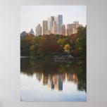 Horizonte 2 de Manhattan Poster