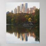 Horizonte 2 de Manhattan Posters