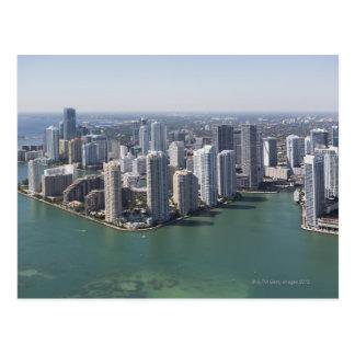 Horizonte 2 de Miami Tarjetas Postales