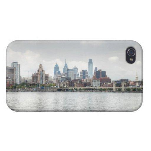 Horizonte 2 de Philly iPhone 4/4S Carcasa
