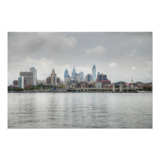 Horizonte 2 de Philly Poster