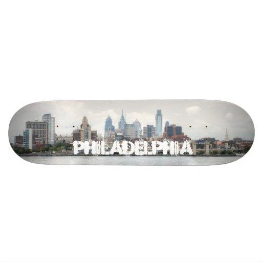 Horizonte 2 de Philly Tabla De Skate