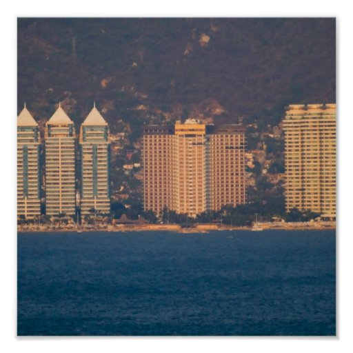 Horizonte 3 de Acapulco Impresiones