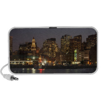 Horizonte 4 de Boston, Massachusetts Laptop Altavoz