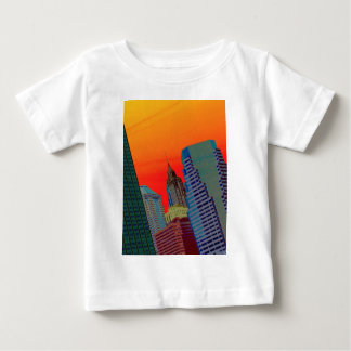 Horizonte atómico t-shirt