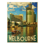 Horizonte Australia de Melbourne Postal