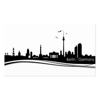 Horizonte Berlín Tarjetas De Visita