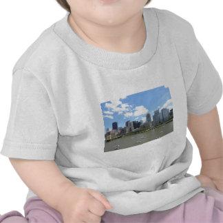 Horizonte céntrico de Pittsburgh Camiseta