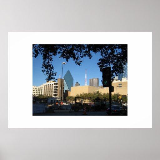 Horizonte, Dallas TX Posters