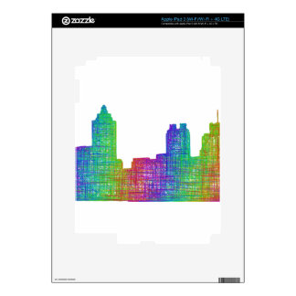Horizonte de Atlanta iPad 3 Pegatinas Skins