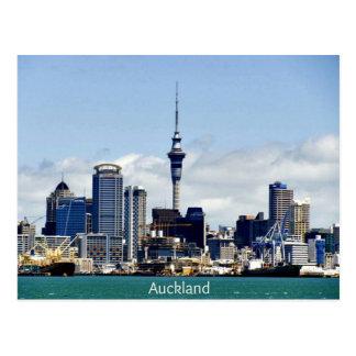 Horizonte de Auckland Postal