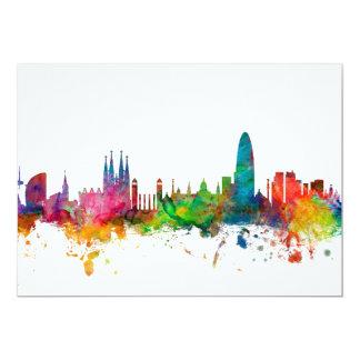 Horizonte de Barcelona España Anuncios Personalizados