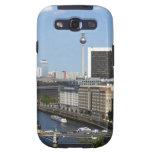 Horizonte de Berlín, Alemania Galaxy S3 Funda
