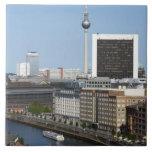 Horizonte de Berlín, Alemania Tejas