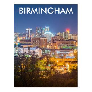 horizonte de Birmingham Alabama Postal