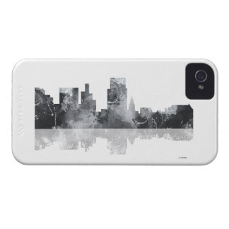 HORIZONTE de BOISE IDAHO - caso del iPhone 4 Carcasa Para iPhone 4