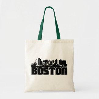 Horizonte de Boston Bolsa Tela Barata