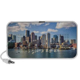 Horizonte de Boston de la costa iPod Altavoz