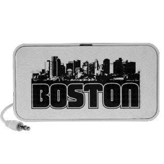 Horizonte de Boston iPhone Altavoces