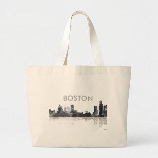 HORIZONTE de BOSTON MASSACHUSETTS - la bolsa de