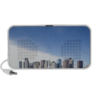 Horizonte de Boston, Massachusetts Laptop Altavoz