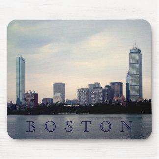 Horizonte de Boston Mousepad