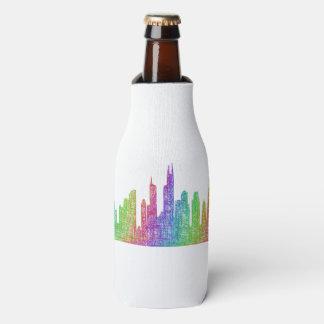 Horizonte de Chicago Enfriador De Botellas