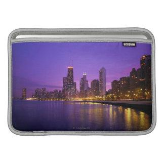 Horizonte de Chicago Fundas MacBook