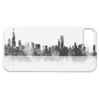 HORIZONTE de CHICAGO ILLINOIS - caso del iPhone 5 Funda Para iPhone SE/5/5s