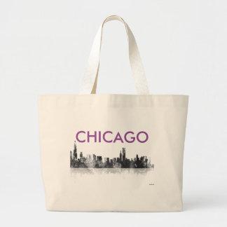 HORIZONTE de CHICAGO ILLINOIS - la bolsa de asas