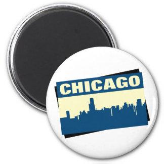 Horizonte de Chicago Imán