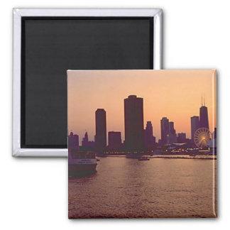 Horizonte de Chicago Iman
