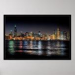 Horizonte de Chicago Impresiones