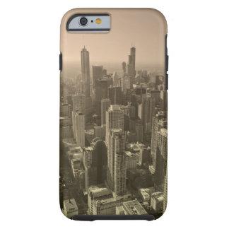 Horizonte de Chicago, Juan Hancock Skydeck de Funda De iPhone 6 Tough
