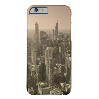 Horizonte de Chicago, Juan Hancock Skydeck de Funda Para iPhone 6 Barely There