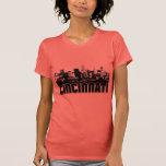 Horizonte de Cincinnati Camisetas