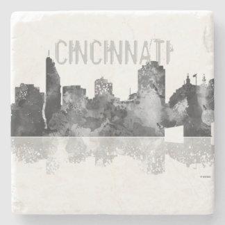 Horizonte de Cincinnati, Ohio Posavasos De Piedra