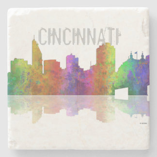 Horizonte de Cincinnati Posavasos De Piedra