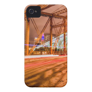 horizonte de Cleveland Ohio Case-Mate iPhone 4 Carcasas