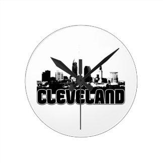 Horizonte de Cleveland Reloj