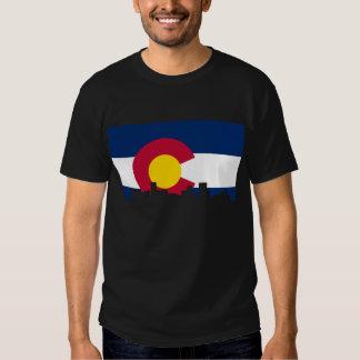 Horizonte de Colorado Remeras
