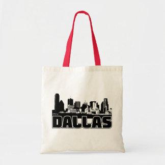 Horizonte de Dallas Bolsas De Mano