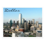horizonte de Dallas Postal