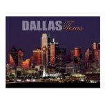 Horizonte de Dallas, Tejas Tarjetas Postales